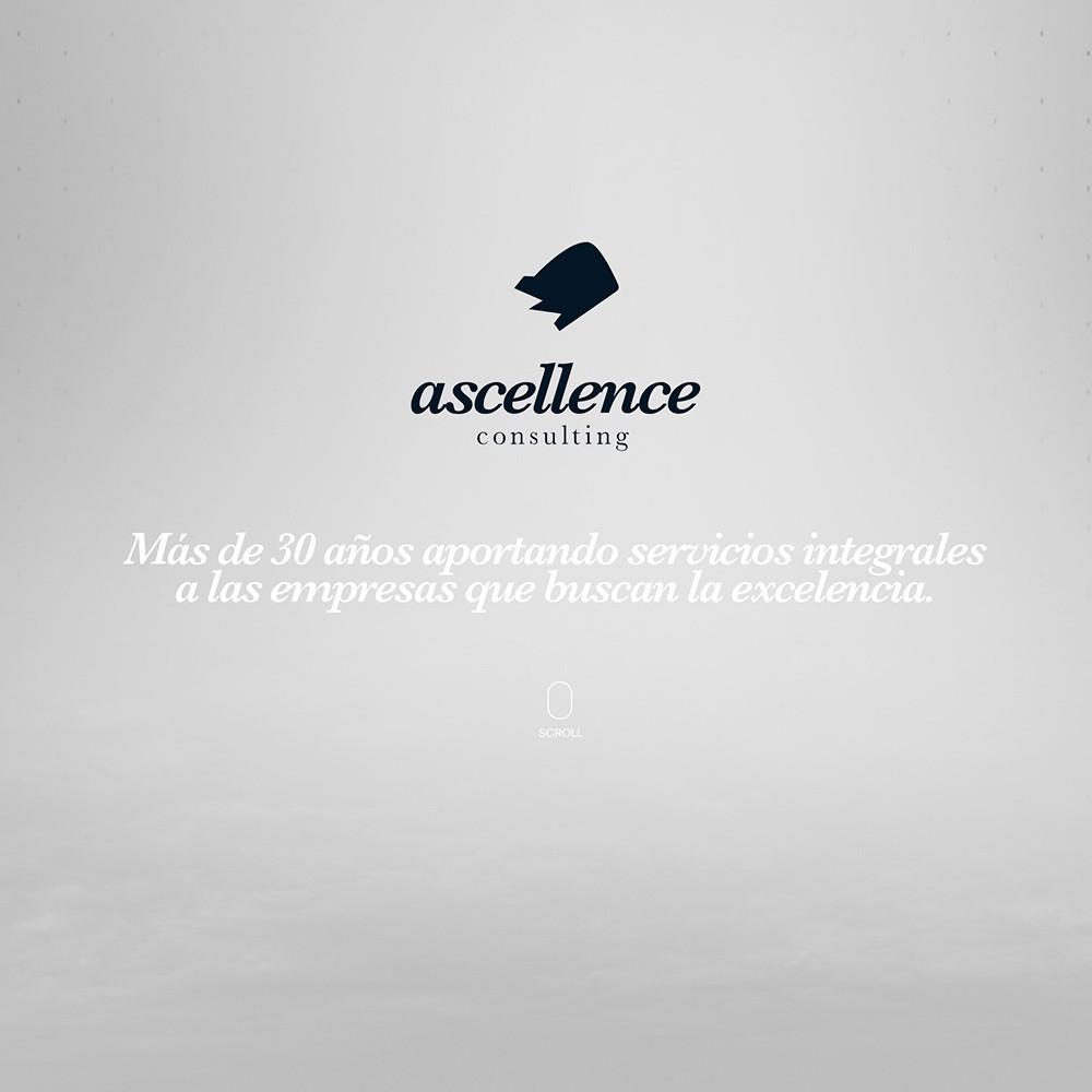 Marca y web de Ascellence
