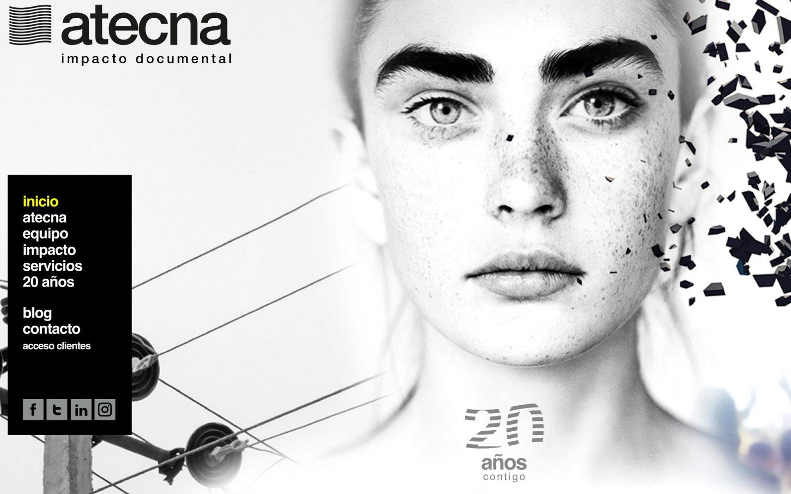 Web de Atecna