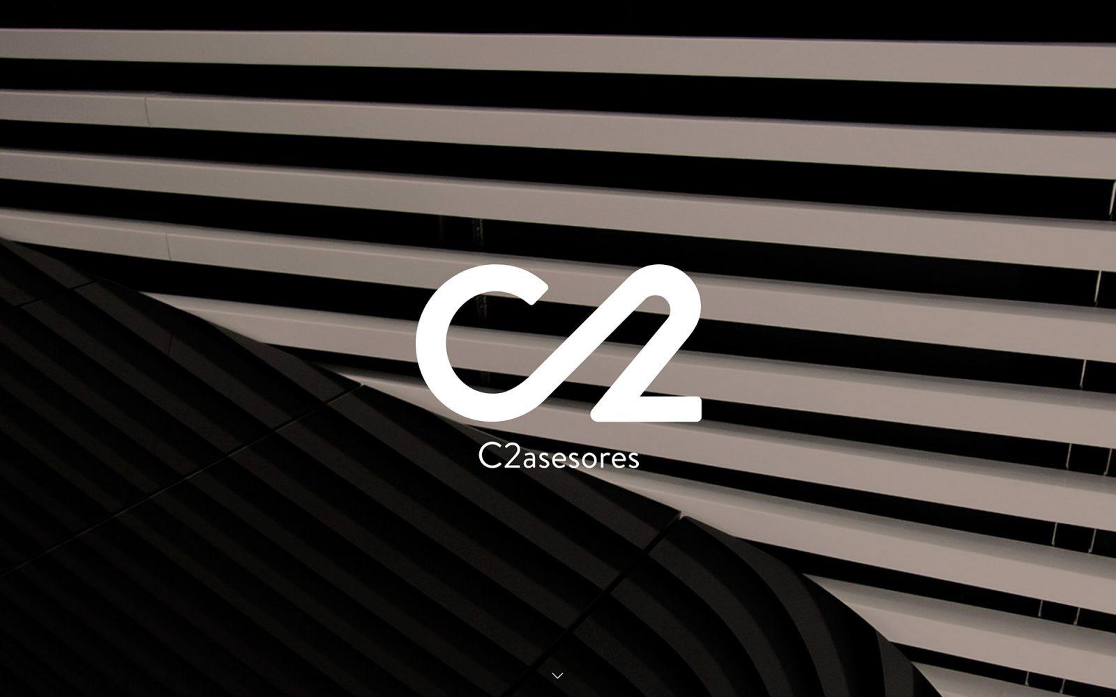 Marca y Web de C2 Asesores