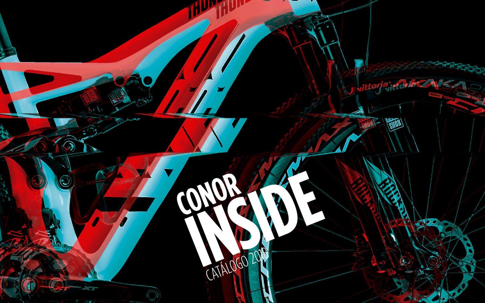 Catálogo de Conor Bikes / WRC