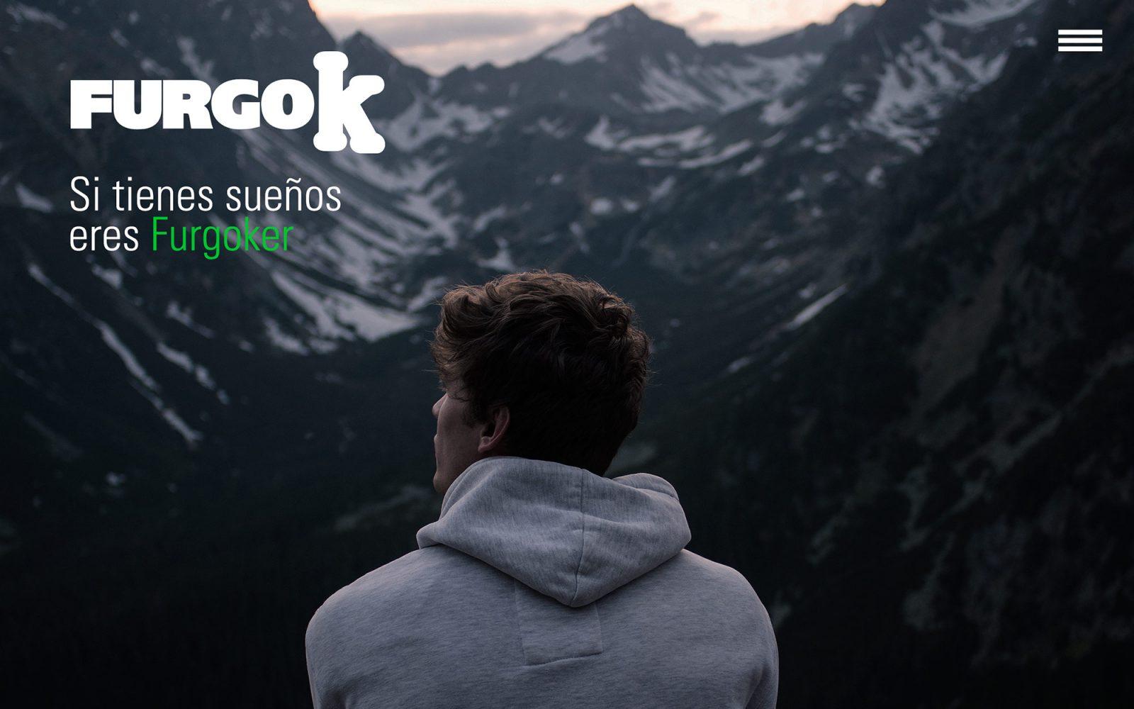 Marca y web de FurgoK