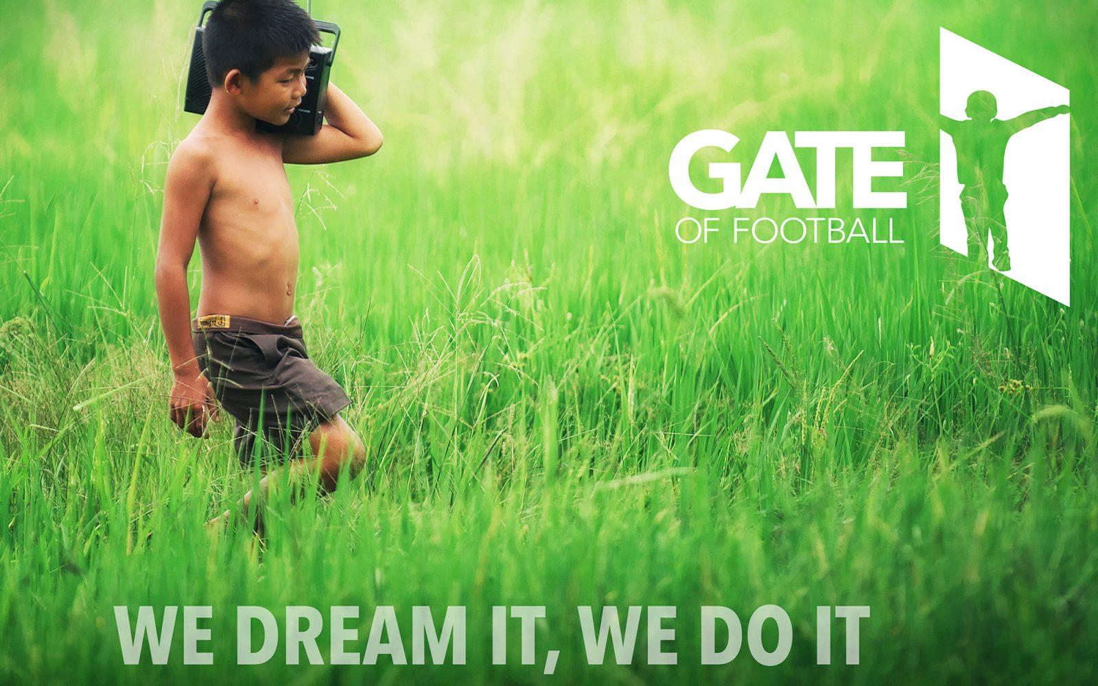 Marca y Web Gate Of Football