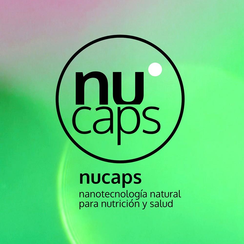 Marca y web de Nucaps