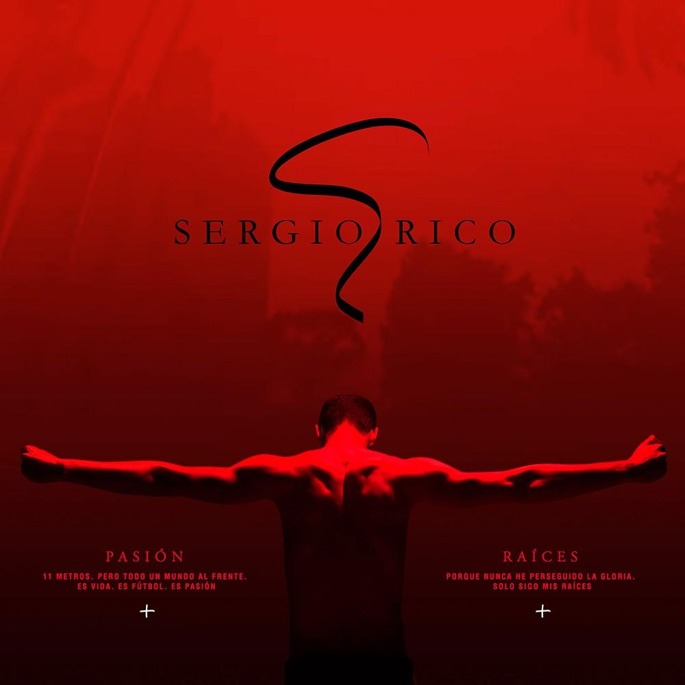 Marca y web para Sergio Rico