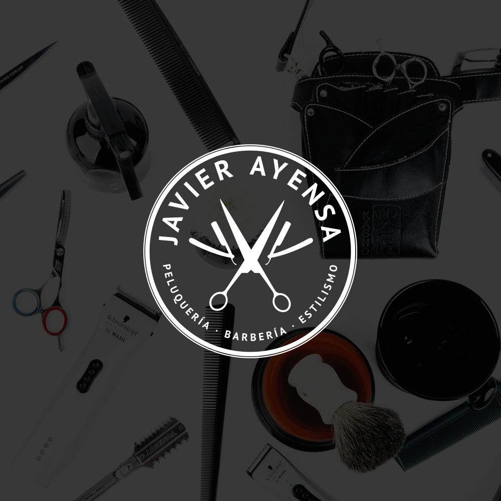 Marca y web para Javier Ayensa