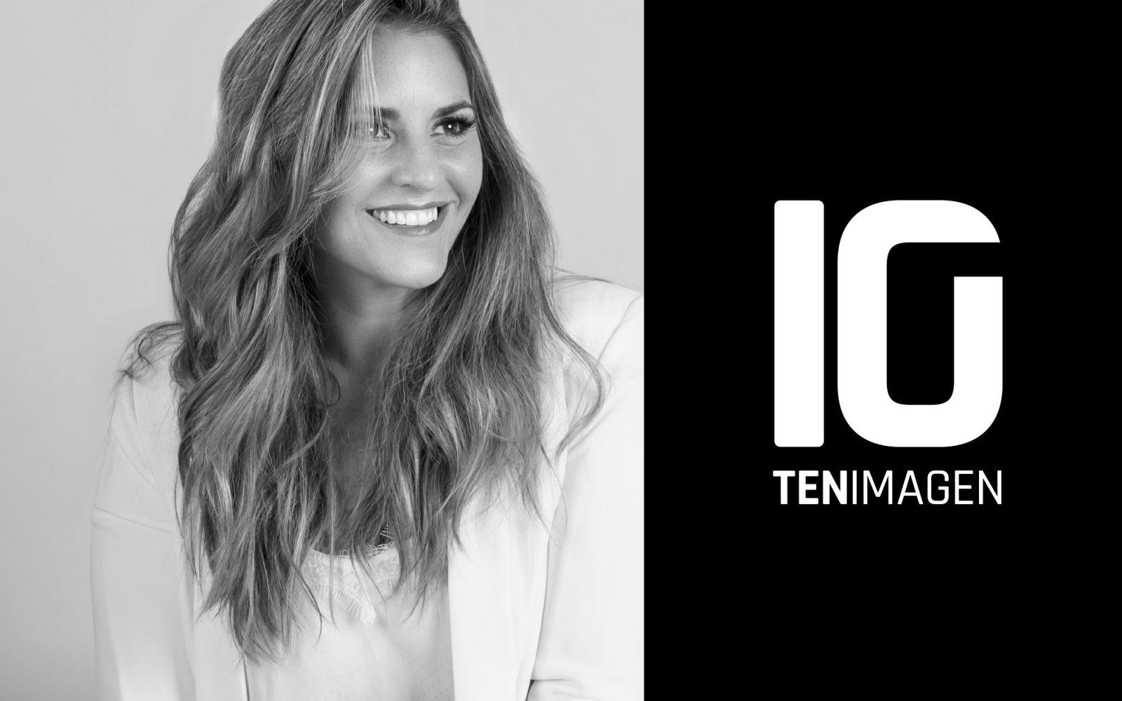 Marca y web para Ten Imagen de Verónica Cobo
