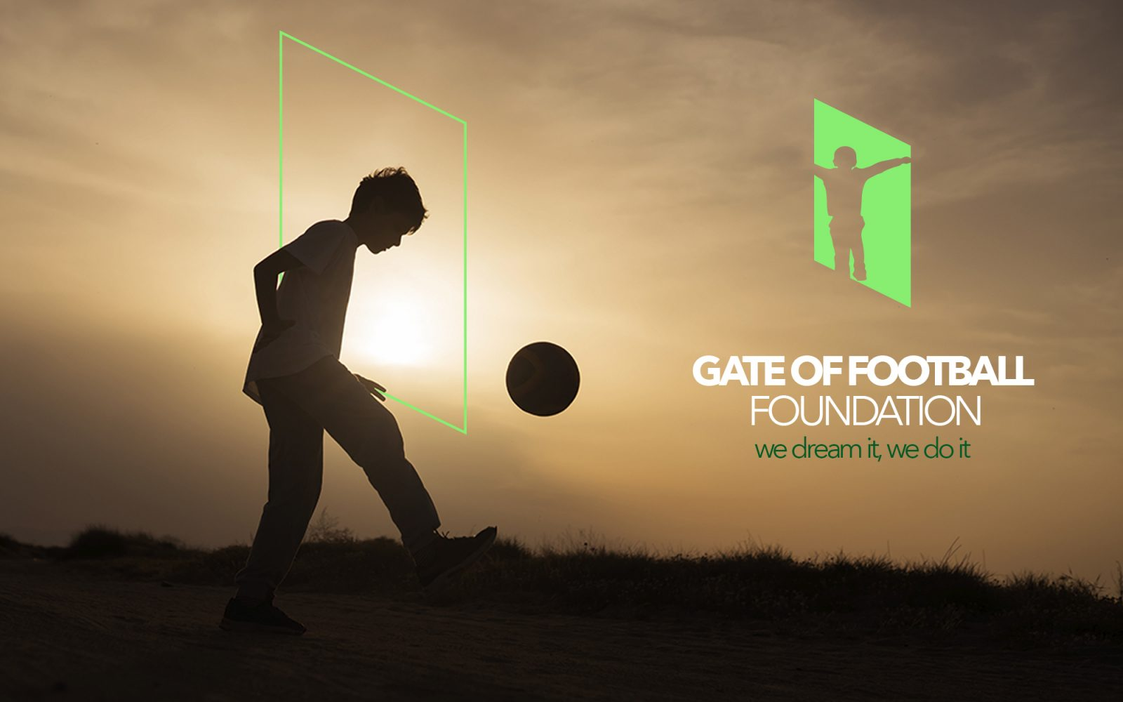 Gate of Football - Restyling