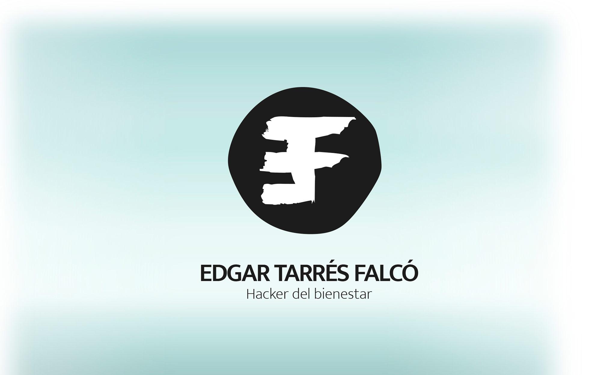 Marca personal y web para Edgar Tarres