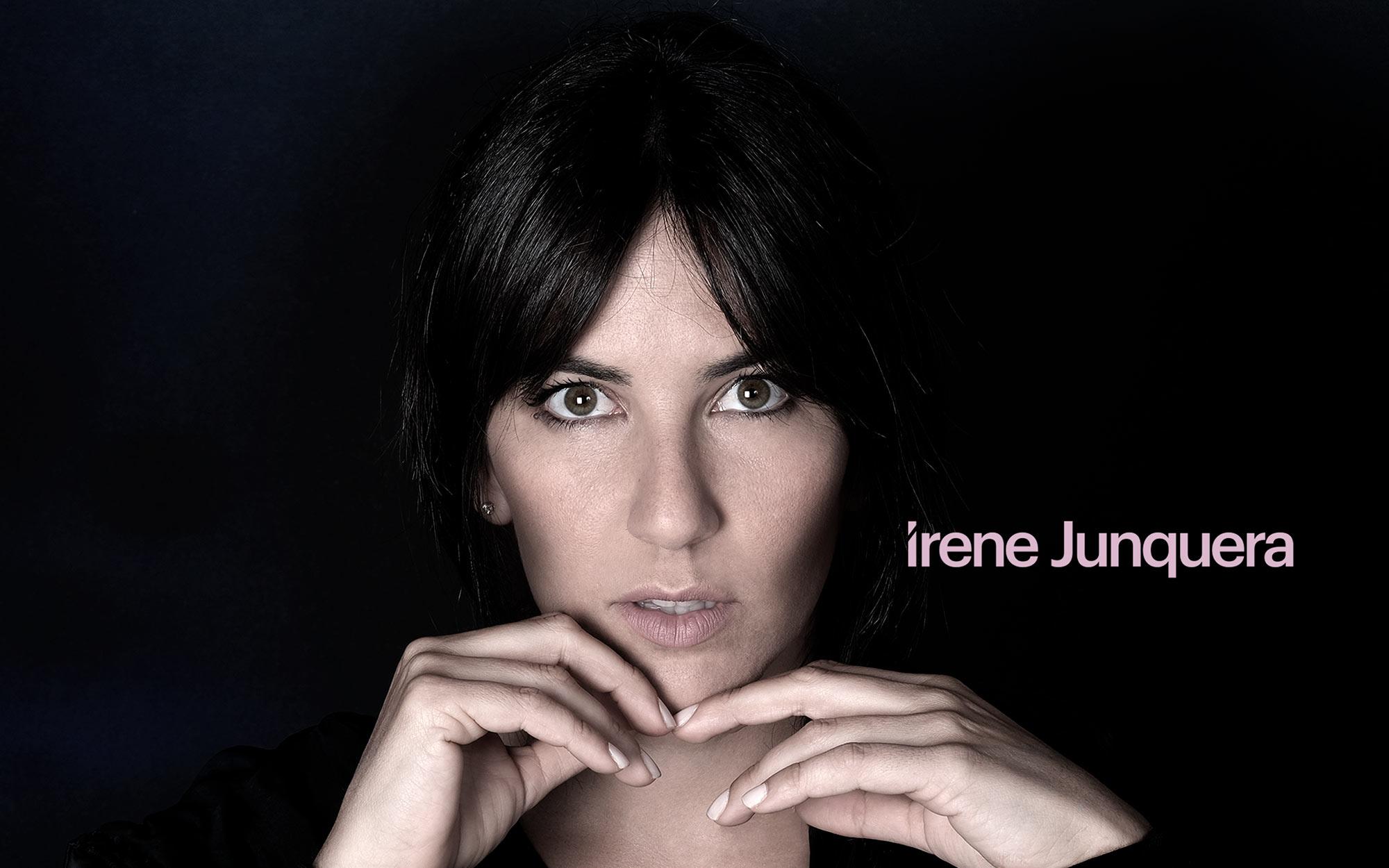 Marca personal y web para Irene Junquera