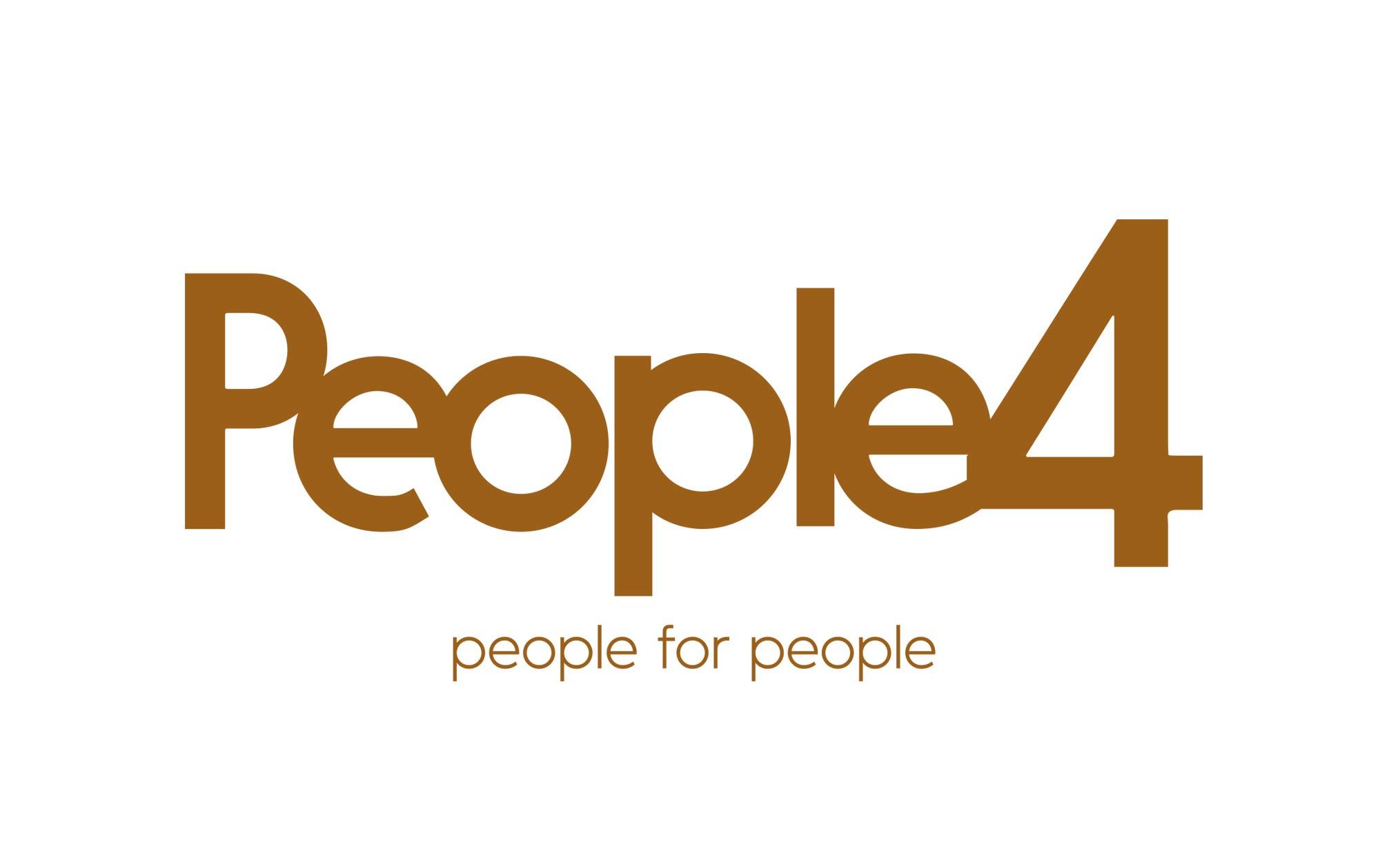 Marca y web para People 4